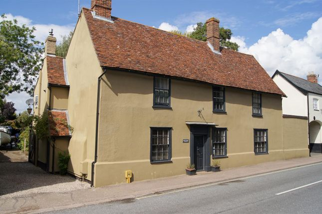 Thumbnail Detached house for sale in Saddlers Yard, High Street, Ixworth, Bury St. Edmunds