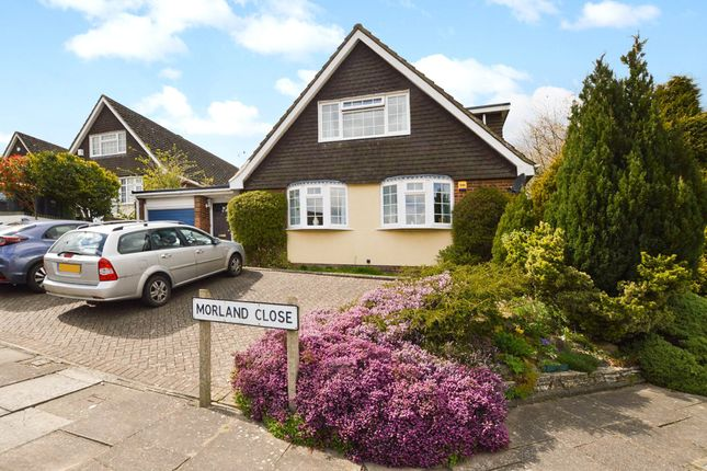 Thumbnail Bungalow for sale in Morland Close, Dunstable