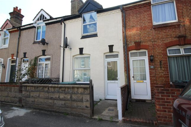 Thumbnail Terraced house to rent in All Saints Road, Northfleet, Gravesend, Kent