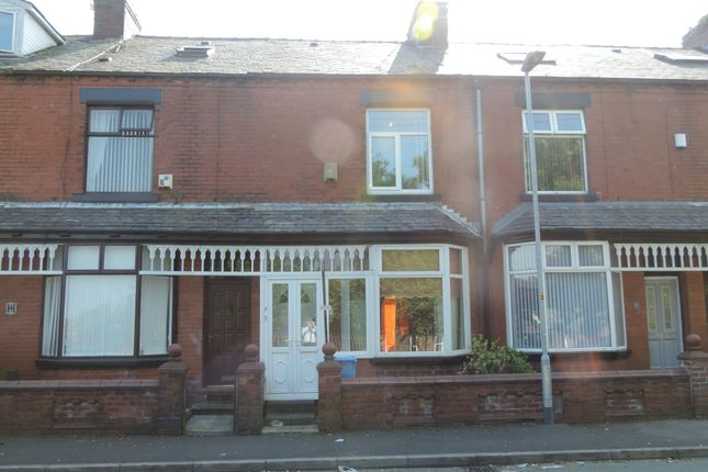 Thumbnail Terraced house to rent in 5 St. Annes Avenue, Royton, Oldham