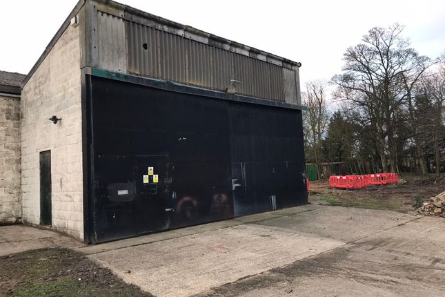 Thumbnail Light industrial to let in The Cottages, Rectory Lane, North Witham, Grantham
