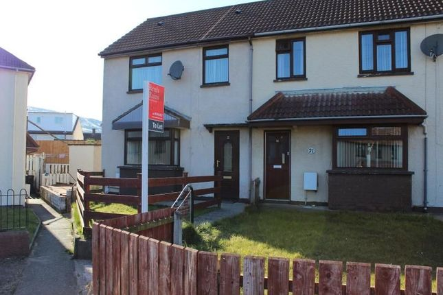 Thumbnail Property to rent in Bencrom Park, Newtownabbey
