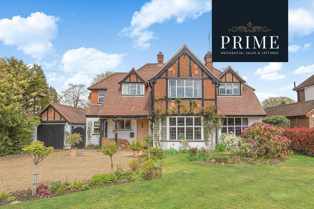 4 bed detached house for sale in The Gables, Nightingale Avenue, West Horsley KT24