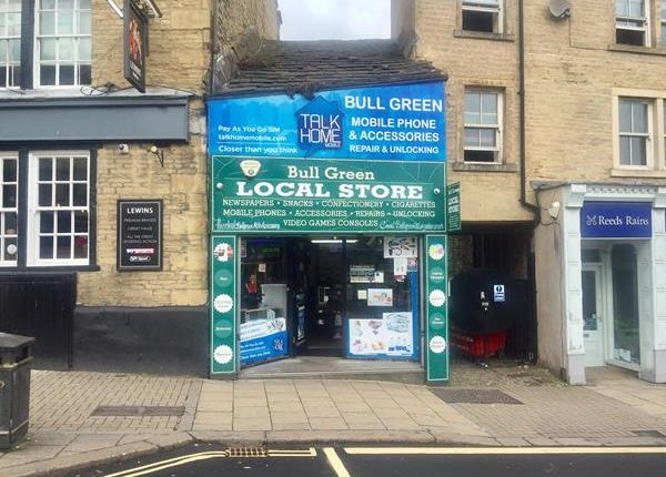 Retail premises for sale in 20 Bull Green, Halifax