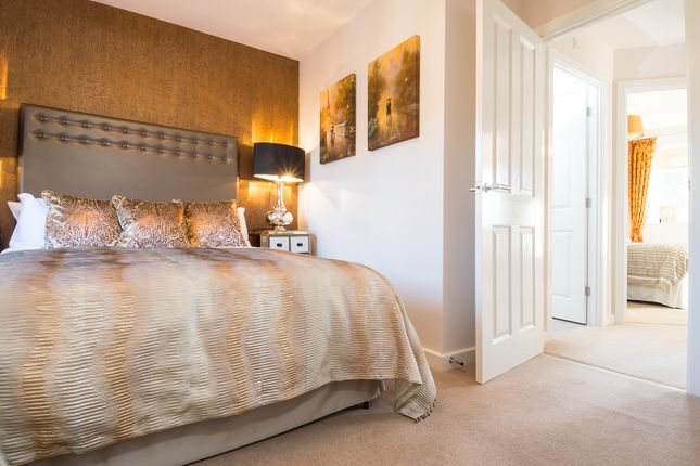Thumbnail End terrace house for sale in Off Gipping Road, Great Blakenham