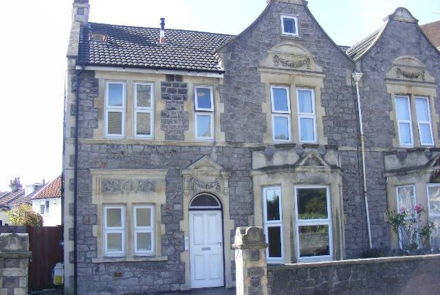 Thumbnail Flat to rent in Gerard Road, Weston-Super-Mare, North Somerset
