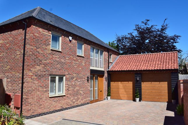 Thumbnail Detached house for sale in Old Greyhound Close, Aslockton