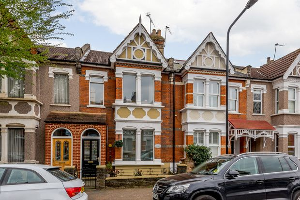 Thumbnail Terraced house for sale in Vincent Road, London