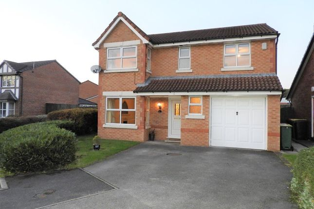 Thumbnail Detached house to rent in Rosewood, Cottam, Preston