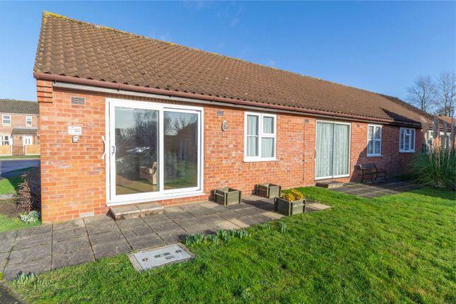Thumbnail Semi-detached bungalow for sale in Norwich Road, Fakenham
