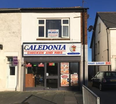 Thumbnail Restaurant/cafe to let in Hot Food Takeaway & Flat, 62 St Annes Road, South Shore, Blackpool