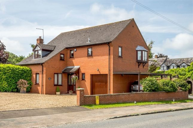 Thumbnail Detached house for sale in High Street, Lavendon, Olney, Buckinghamshire