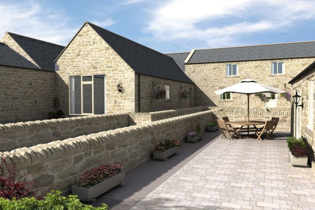 Thumbnail Barn conversion for sale in Featherdown, Cavil Head Farm, Acklington, Northumberland