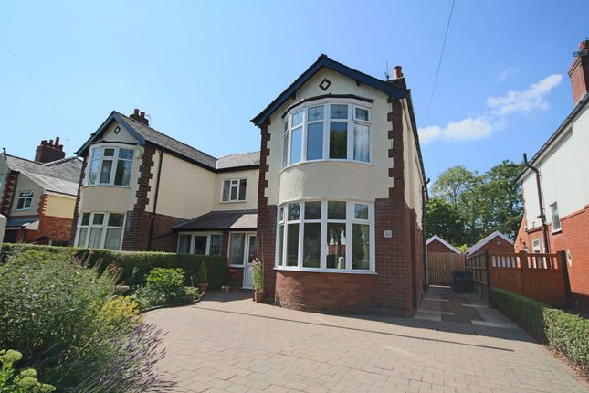 Thumbnail Semi-detached house for sale in Highgate, Penwortham, Preston
