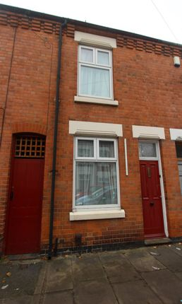 Thumbnail Terraced house to rent in Oxford Road, Clarendon Park, Leicester