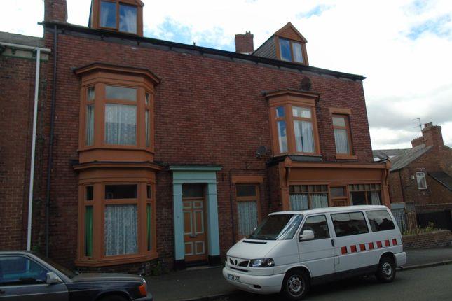 Thumbnail Terraced house for sale in Otto Terrace, Sunderland
