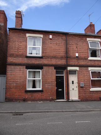 Thumbnail Terraced house to rent in Wellington Street, Nottingham