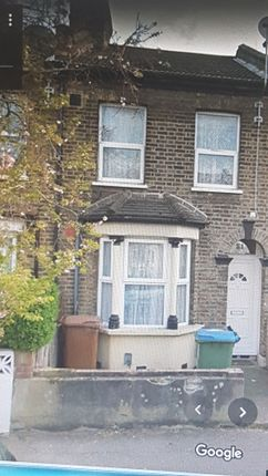 Thumbnail Terraced house for sale in Downsel Road, Leyton