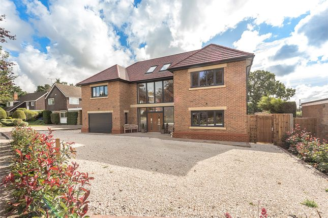 Thumbnail Detached house for sale in Burywick, Harpenden, Hertfordshire