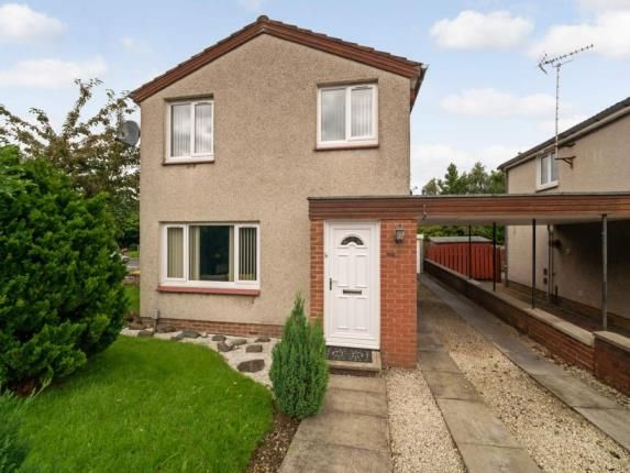 Thumbnail Detached house for sale in Dalreoch Avenue, Swinton, Glasgow, Lanarkshire