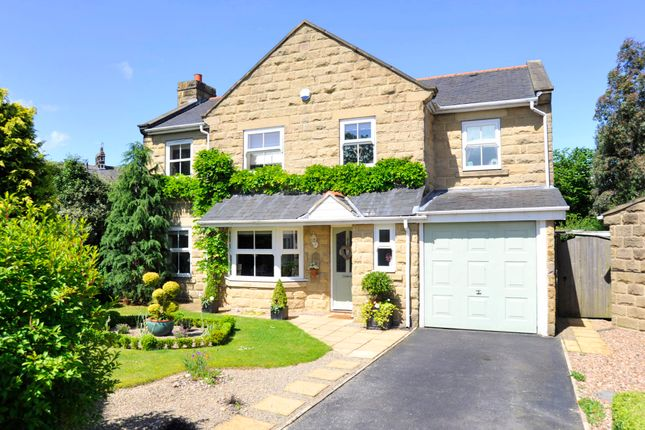 Thumbnail Detached house for sale in Crofters Green, Killinghall, Harrogate