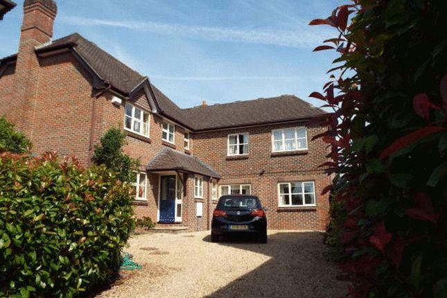 Thumbnail Detached house for sale in Witham Close, Chandler's Ford, Eastleigh