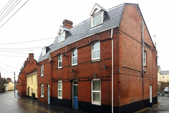 Thumbnail Flat to rent in Park Street, Tiverton