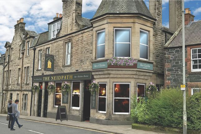 Thumbnail Leisure/hospitality to let in Old Town, Peebles