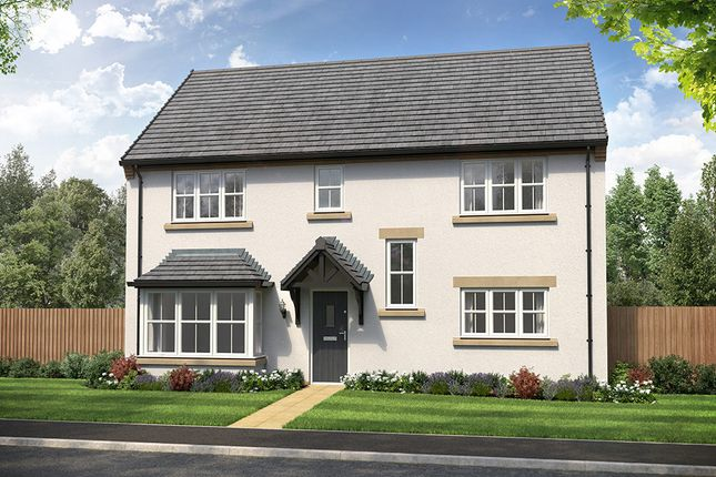 """4 bed detached house for sale in """"Wilson"""" at Sycamore Close, Endmoor, Kendal LA8"""