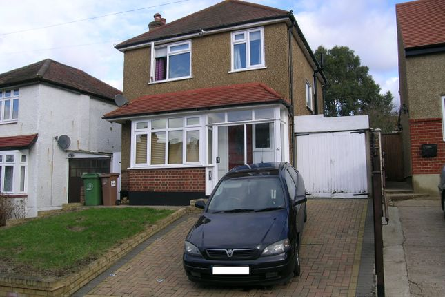 Thumbnail Detached house to rent in Moreton Road, Worcester Park