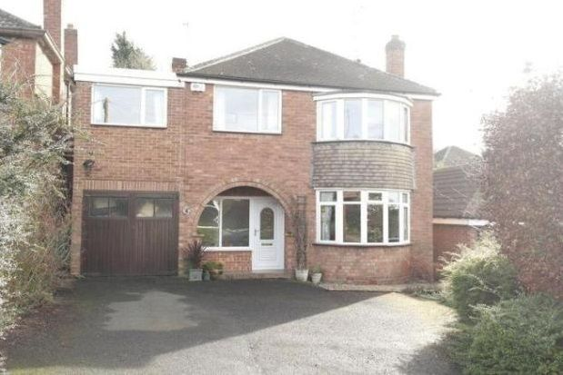 Thumbnail Property to rent in Calthorpe Close, Park Hall, Walsall