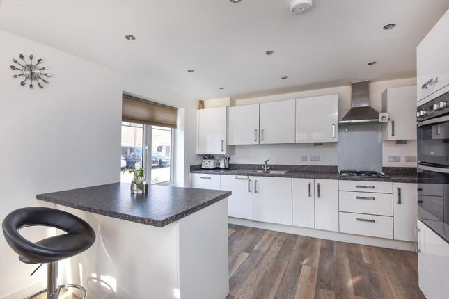 Thumbnail Detached house for sale in Woodpecker Way, Didcot