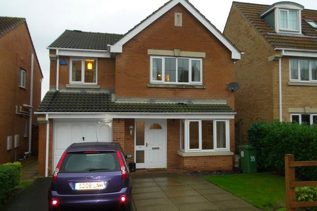 Thumbnail Detached house for sale in Forge Drive, Epworth, Doncaster