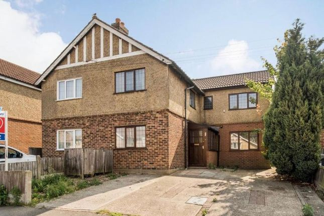 Thumbnail Semi-detached house to rent in Pretoria Road, Canterbury