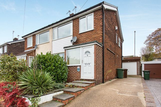Thumbnail Semi-detached house to rent in Dulverton Rise, Pontefract