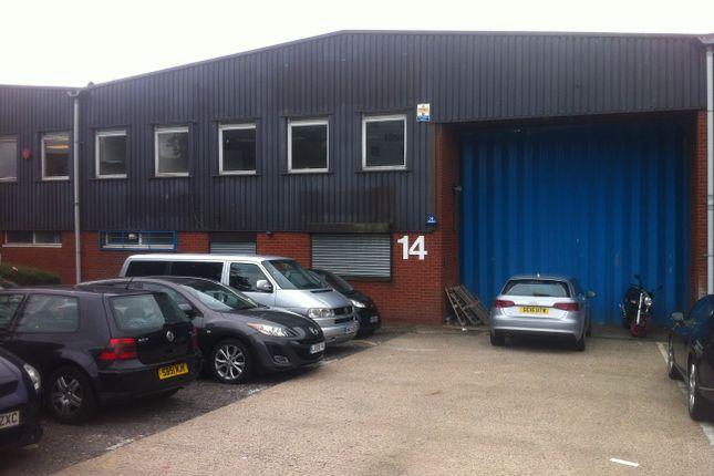 Thumbnail Industrial to let in Kingsbury Trading Estate, Kingsbury