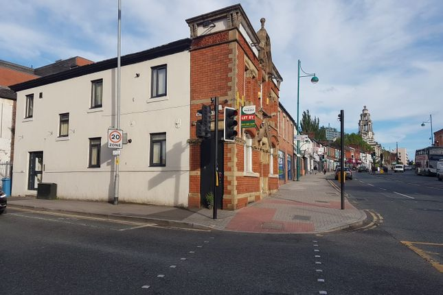 Thumbnail Flat to rent in Wellington Street, Stockport, Cheshire