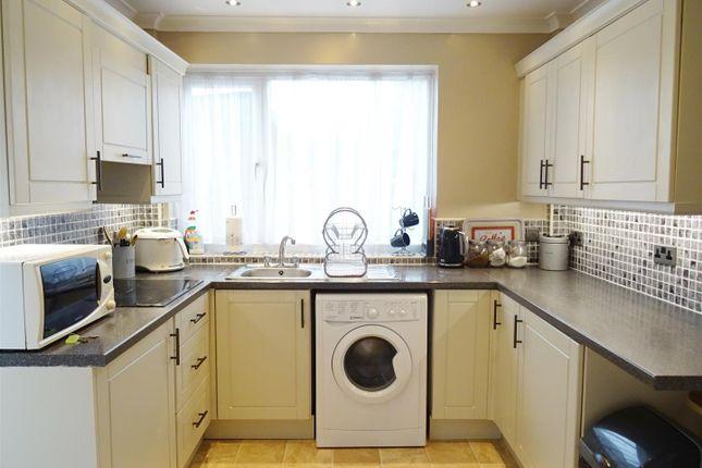 Kitchen of North Avenue, Coalville, Leicestershire LE67