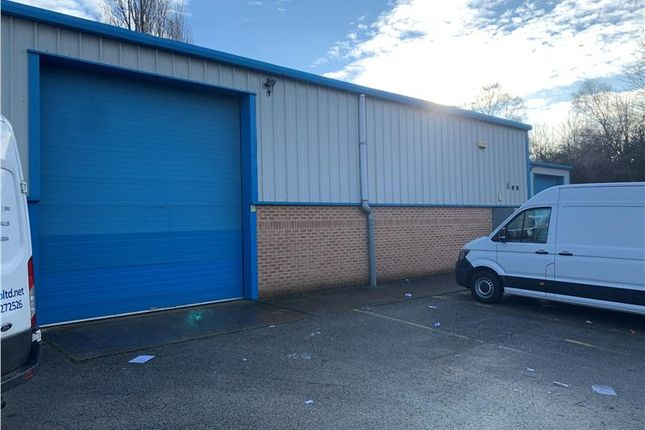 Thumbnail Industrial to let in Unit 9 Fox Covert Way, Crown Farm Industrial Estate, Mansfield, Nottinghamshire