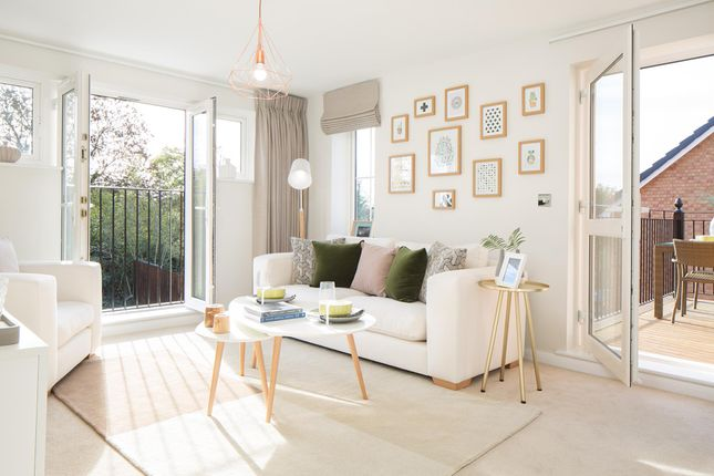 """Thumbnail Semi-detached house for sale in """"Morley"""" at Captains Parade, East Cowes"""