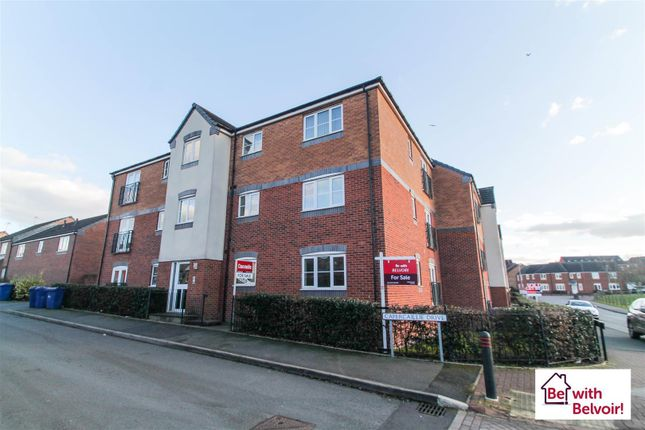 Thumbnail Flat for sale in Capercaillie Drive, Cannock
