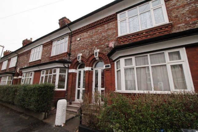 Thumbnail Terraced house for sale in Ingoldsby Avenue, Victoria Park, Manchester