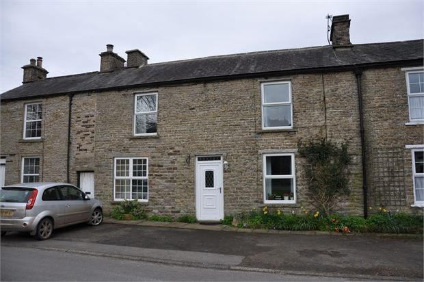Thumbnail Terraced house for sale in Shield Cottage, Garrigill, Alston, Cumbria.