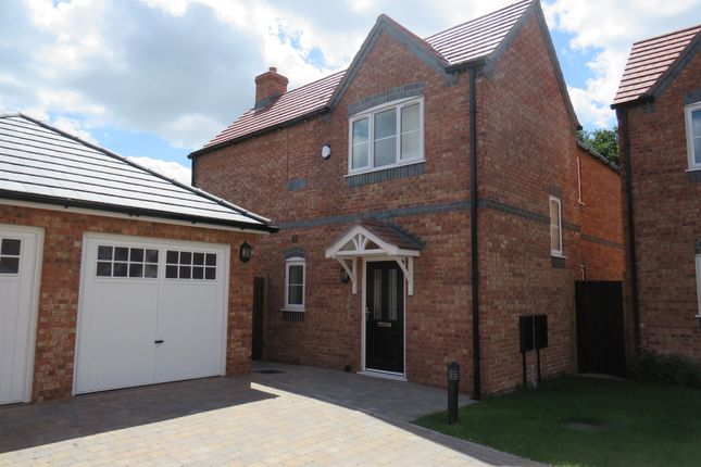 Thumbnail Detached house for sale in Tame View, Whitacre Heath, Birmingham