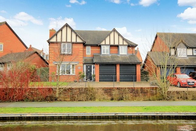 Thumbnail Detached house for sale in Barnton Edge, Stone