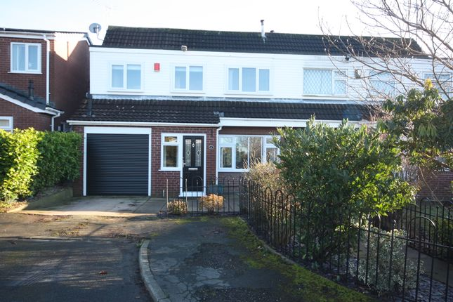 Wentworth Drive, Kidsgrove, Stoke-On-Trent ST7
