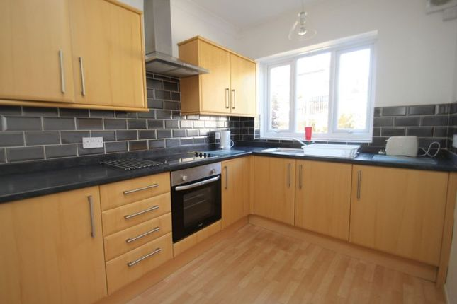 Thumbnail Detached house to rent in Calvin Road, Winton, Bournemouth