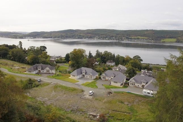 Thumbnail Detached house for sale in Kings Point, Shandon, Argyll & Bute