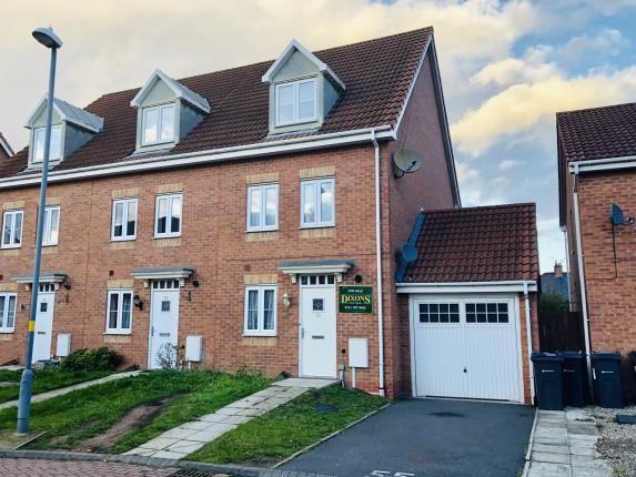 Semi-detached house in  New Imperial Crescent  Birmingham  West Midlands  Birmingham