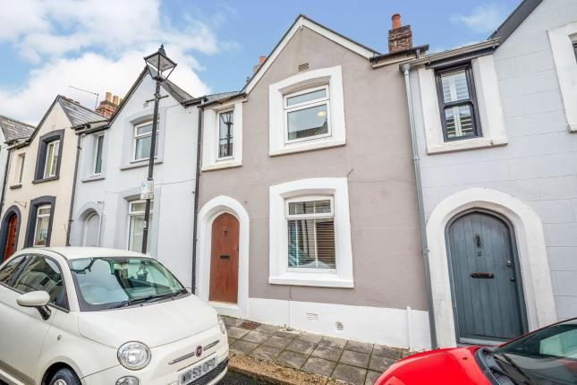 2 bed terraced house for sale in North Hill, Plymouth, Devon PL4
